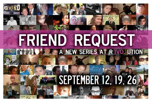 Friend request front small