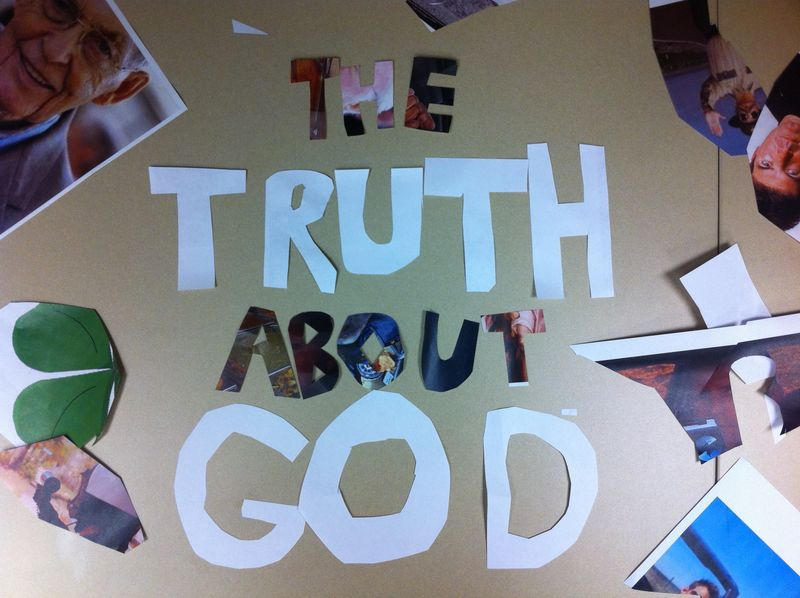 The truth about God title1